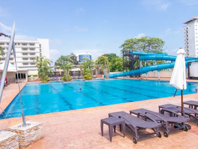 Federal Palace Swimming Pool